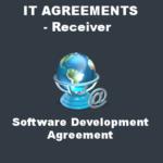 Software Development Agreement - Receiver