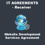 Website Development Agreement - Receiver